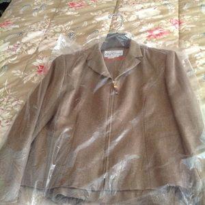 Mint Vintage Oleg Cassini Women's Skirt Suit
